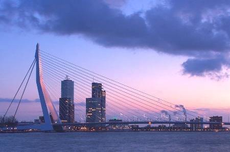 Город будущего - Роттердам