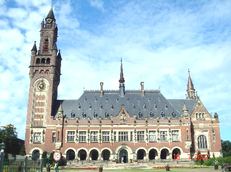 Гаага - столичные функции в маленьком городе