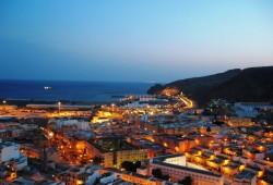 Альмерия – город великолепных пейзажей.