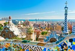 Волшебная Барселона