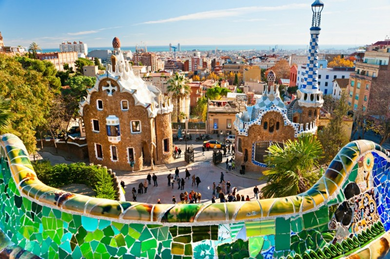 Барселона гуэль