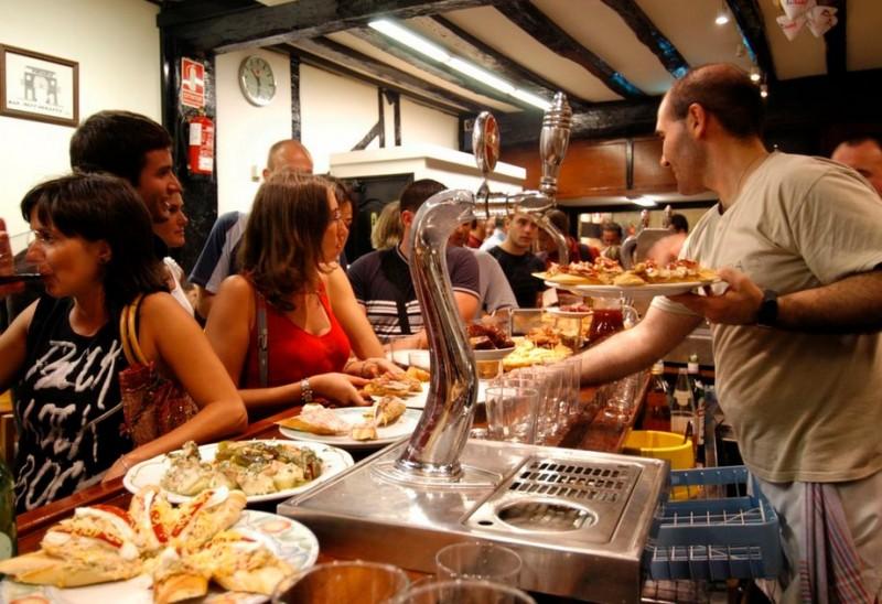Барселона кухня