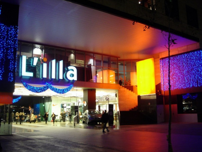 Барселона лилла