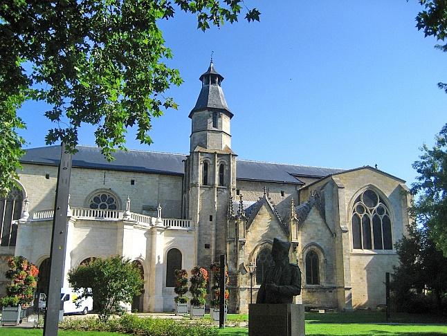 Бордо базилика св. сеурина