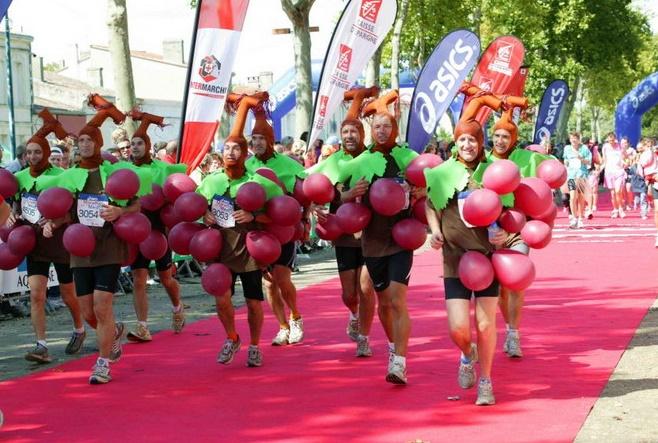 Бордо фестиваль  вина