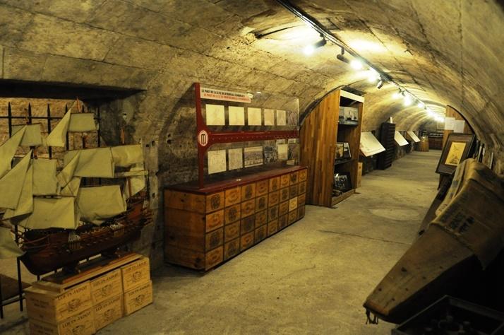Бордо музей вина