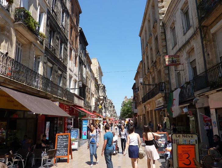 Бордо шоппинг 1