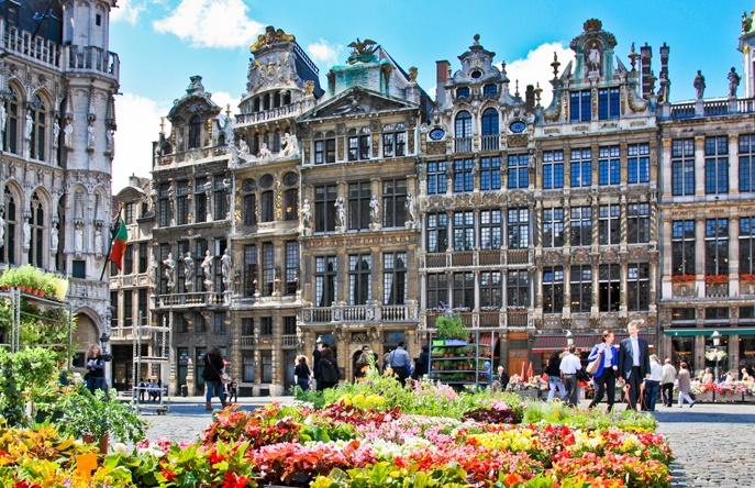 Брюссель 1