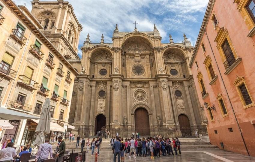 Гранада кафедральный собор