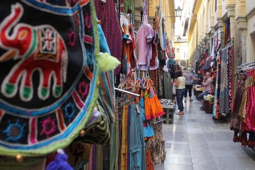 Гранада рынок