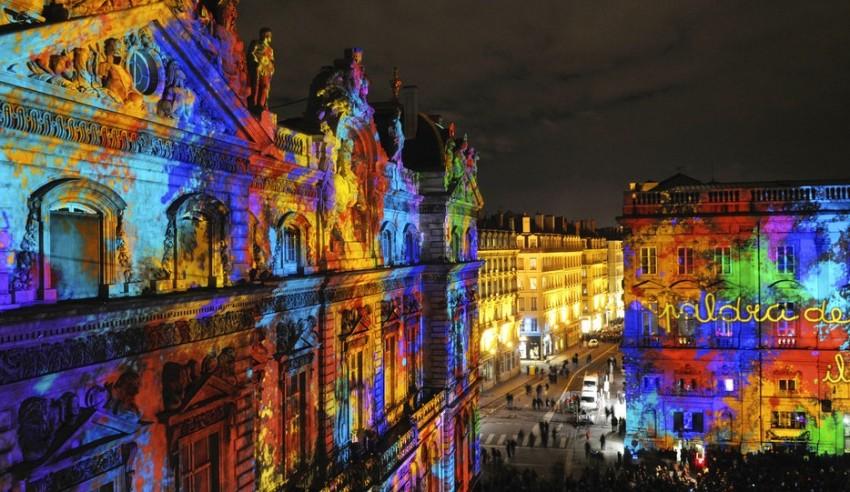 Лион фестиваль света
