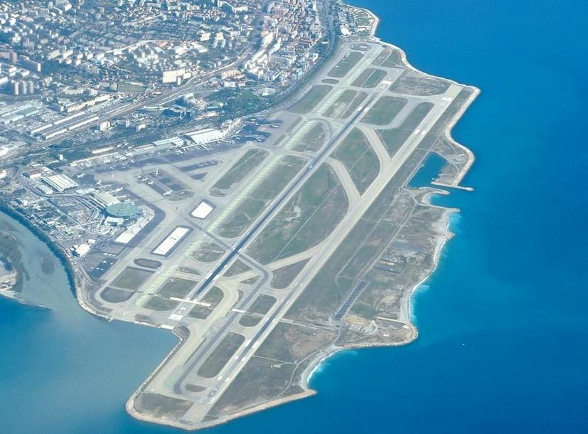 Ницца аэропорт