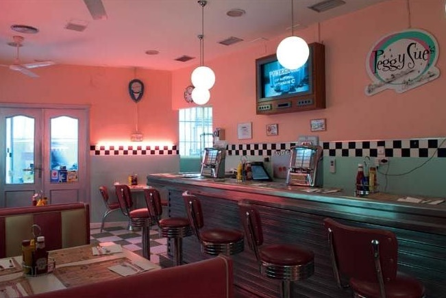 Валенсия Peggy Sue's
