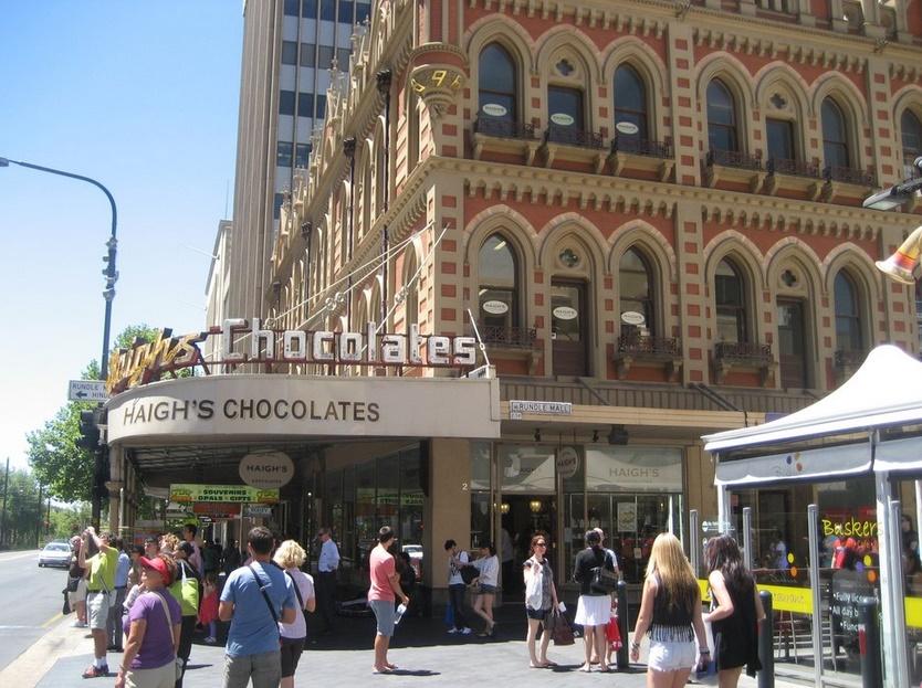 Аделаида Haigh's Chocolates
