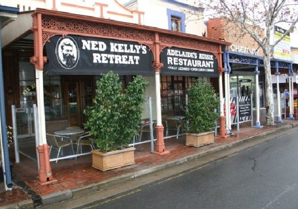 Аделаида Ned Kelly's Retreat