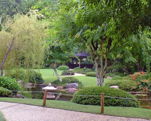 Брисбен ботанический сад