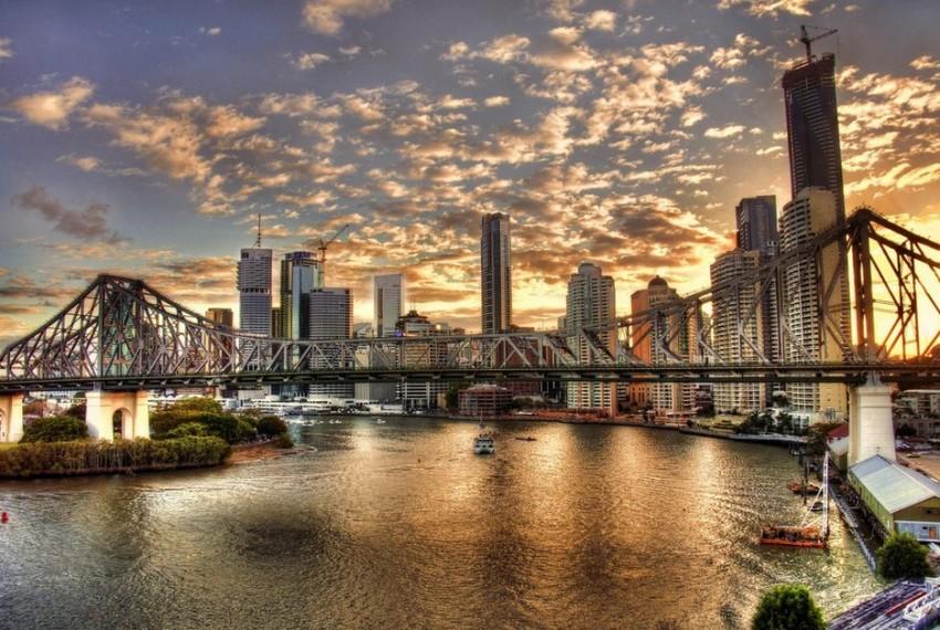 Брисбен мост Стори-Бридж