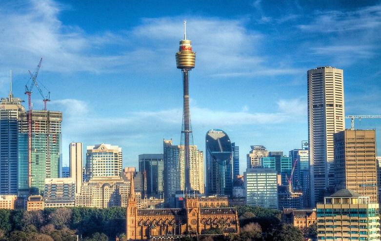 Сидней башня