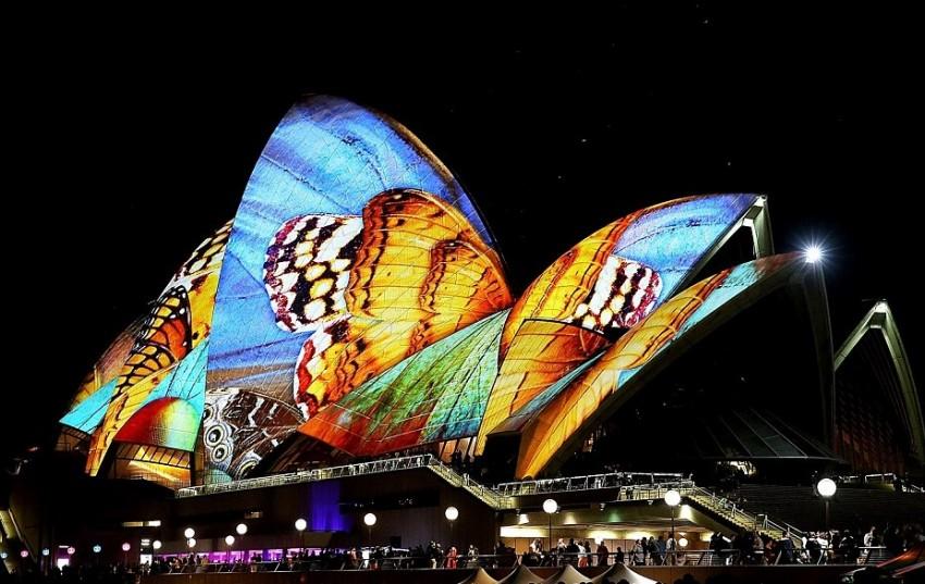 Сидней фестиваль света
