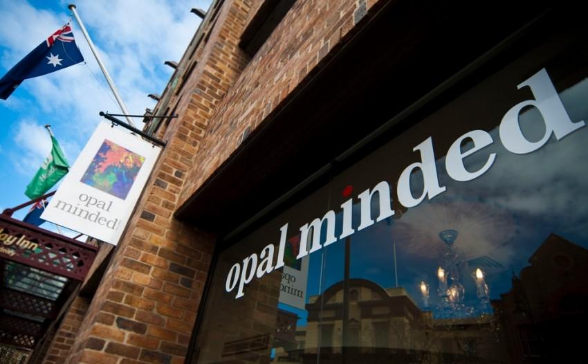 Сидней магазин Opal Minded