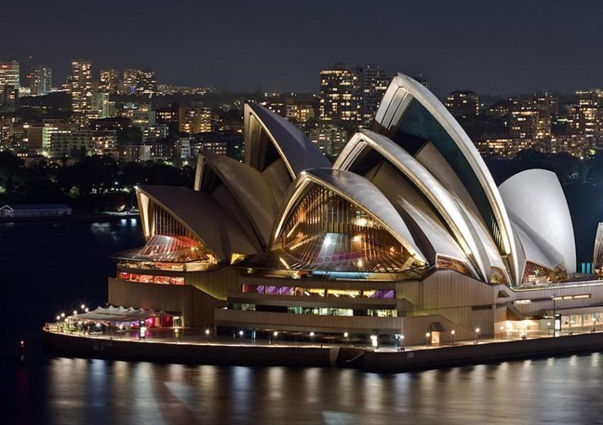 Сидней оперный театр