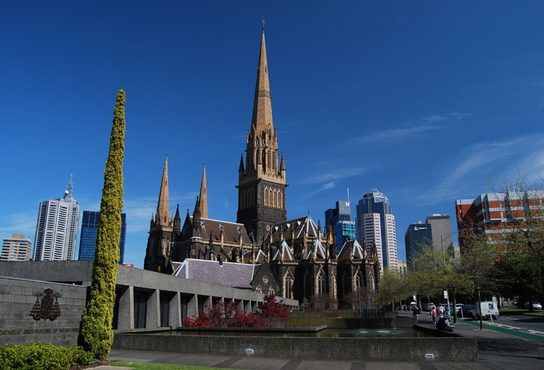 здание Собор Святого Патрика