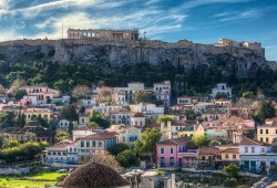 Афины – одна из древнейших столиц мира