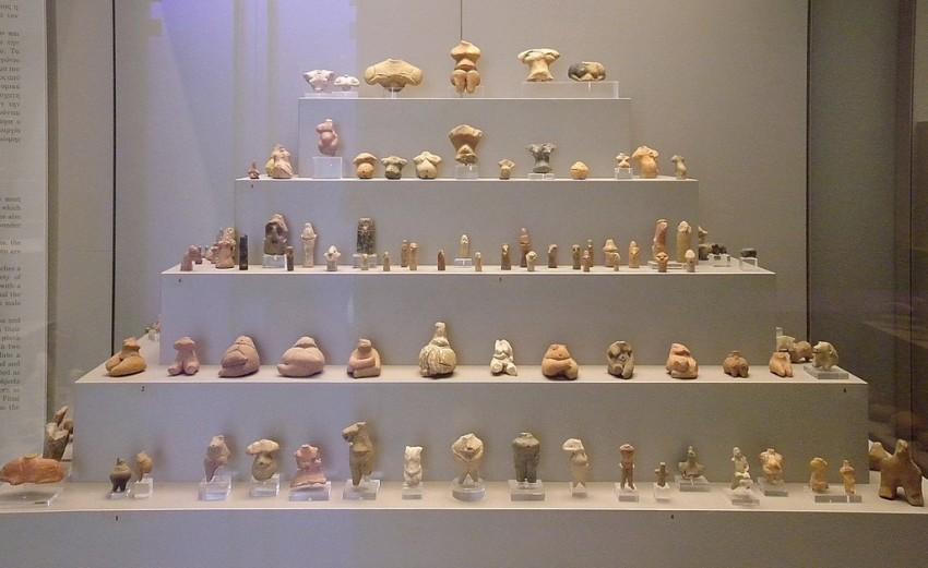 Афины музей керамики