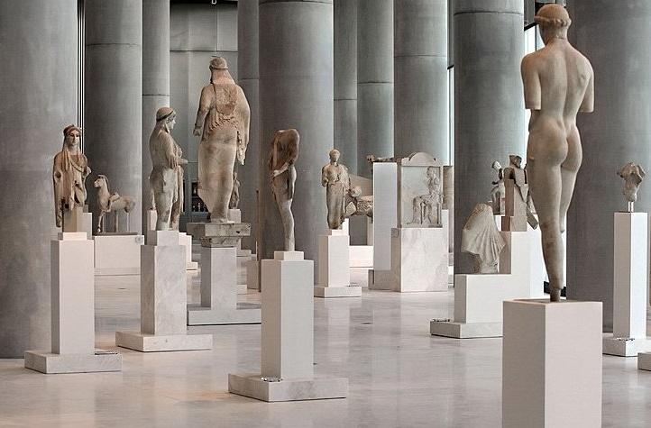 Афины национальный археологический музей
