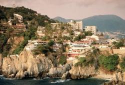 Акапулько – город великолепных пляжей