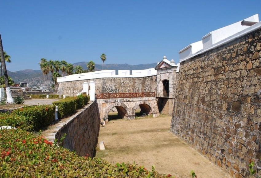 Акапулько форт сан диего