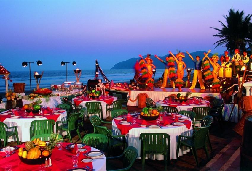 Акапулько кафе и рестораны