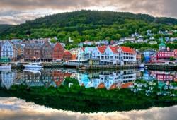 Берген – ворота к норвежским фьордам