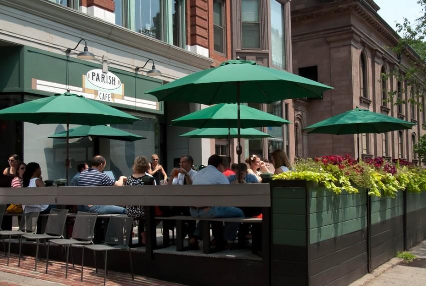 Бостон рестораны