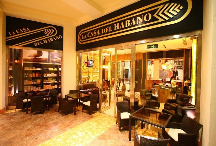 Гавана La Casa del Habano