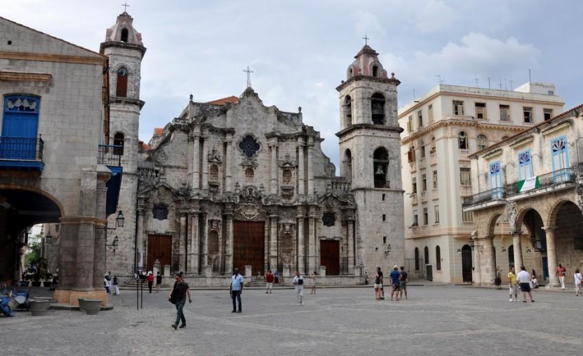 Гавана кафедральный собор