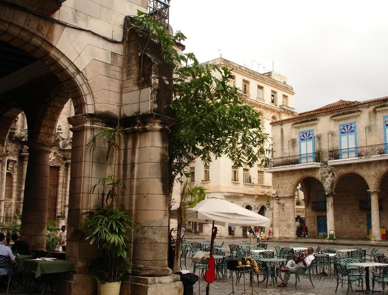 Гавана рестораны