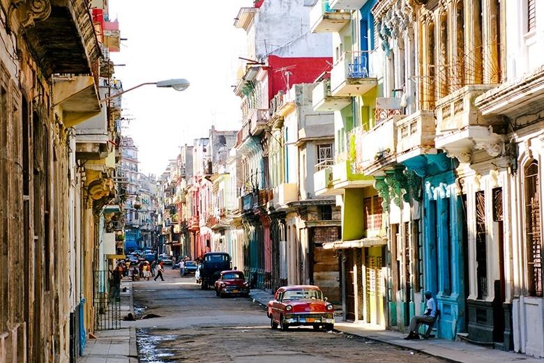 Гавана старая гавана