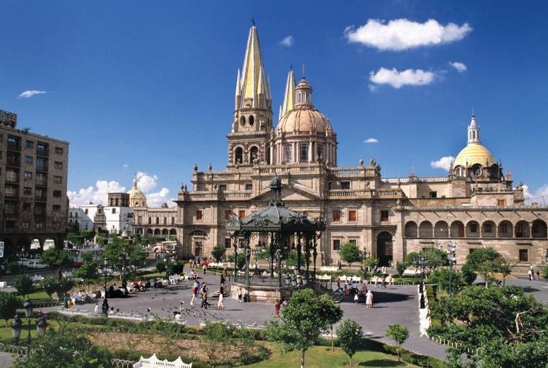 Гвадалахара кафедральный собор