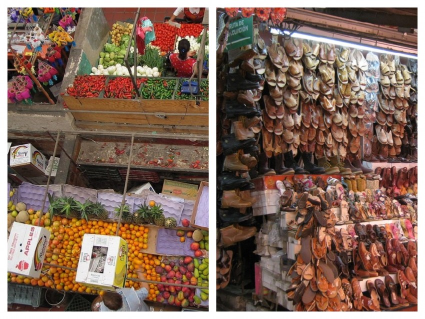 Гвадалахара рынок