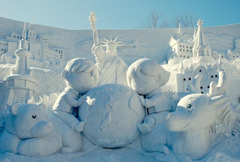Инсбрук снежный фестиваль