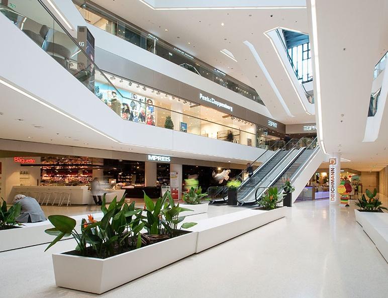 Инсбрук торговый центр Tyrol