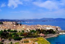 Корфу – город Греции с богатым историческим наследием