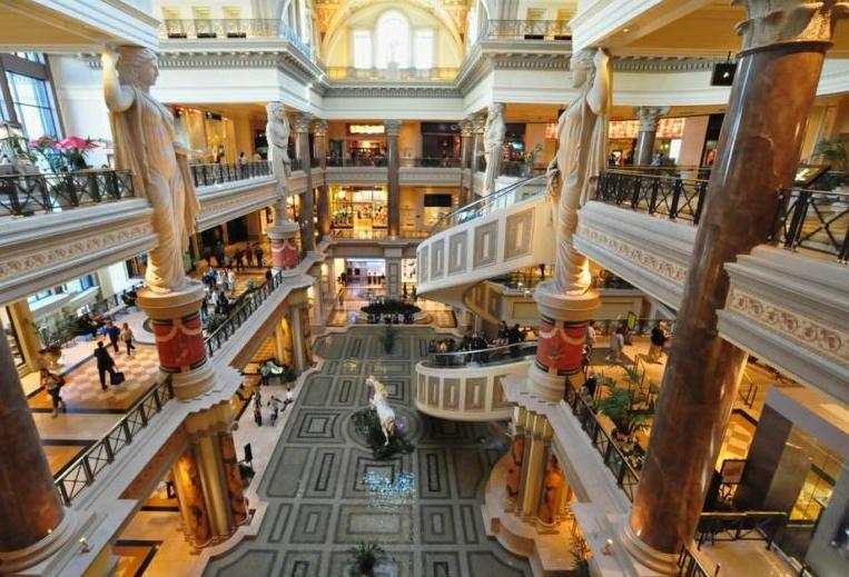 Лас-Вегас Forum Shop