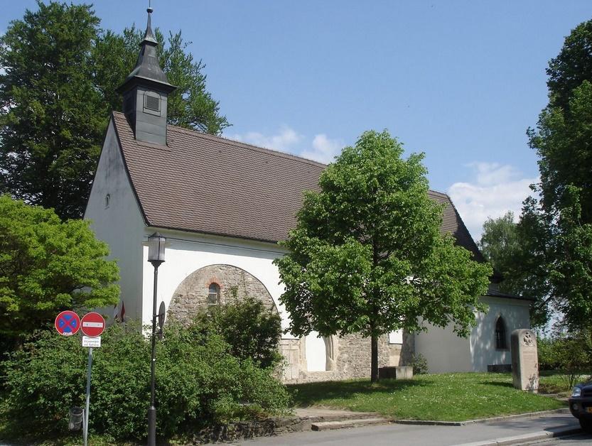Линц церковь Святого Мартина