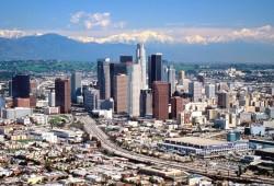 Лос-Анджелес – город ангелов и кинозвезд