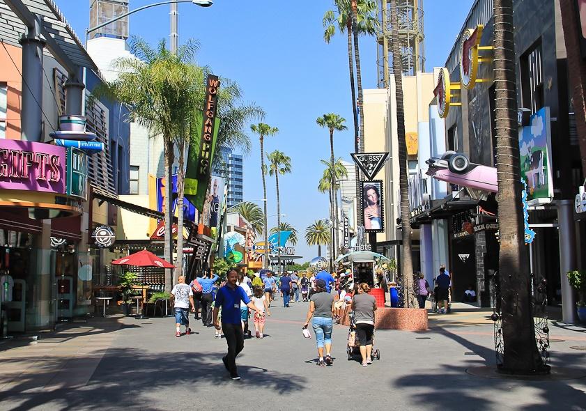 Лос-Анджелес шоппинг 1