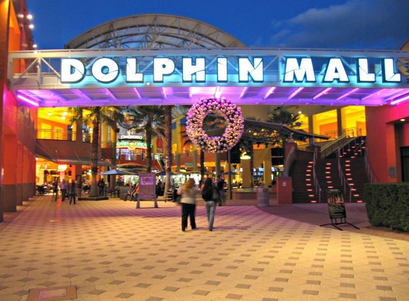 Майами Dolphin Mall