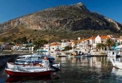 Монемвасия – город-крепость в Греции
