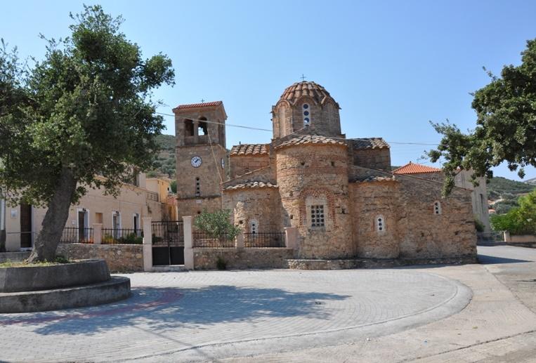 Монемвасия церковь Святого Николая